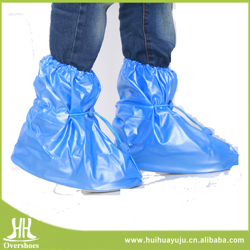 Unisex Gender and Ankle Boot Height jelly rainproof rain boots for kids
