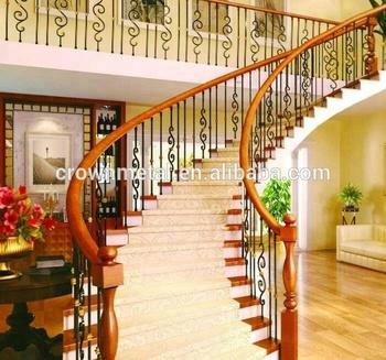 Intérieur Escalier En Colimaçon En Fer Forgé Pour La Décoration De Villa -  Buy Escalier En Colimaçon Moderne,Escalier En Colimaçon Utilisé,Escaliers  ...