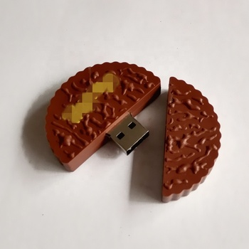 delicious/tasty biscuit/cookie shape flash drive usb usb 2.0 2G 4G 8G 16G cheap price