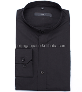 Custom high quality new design dress shirt