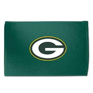 "NFL Green Bay Packers Primary Logo Team Color 15"" x 25"" Sport Fan Towel"