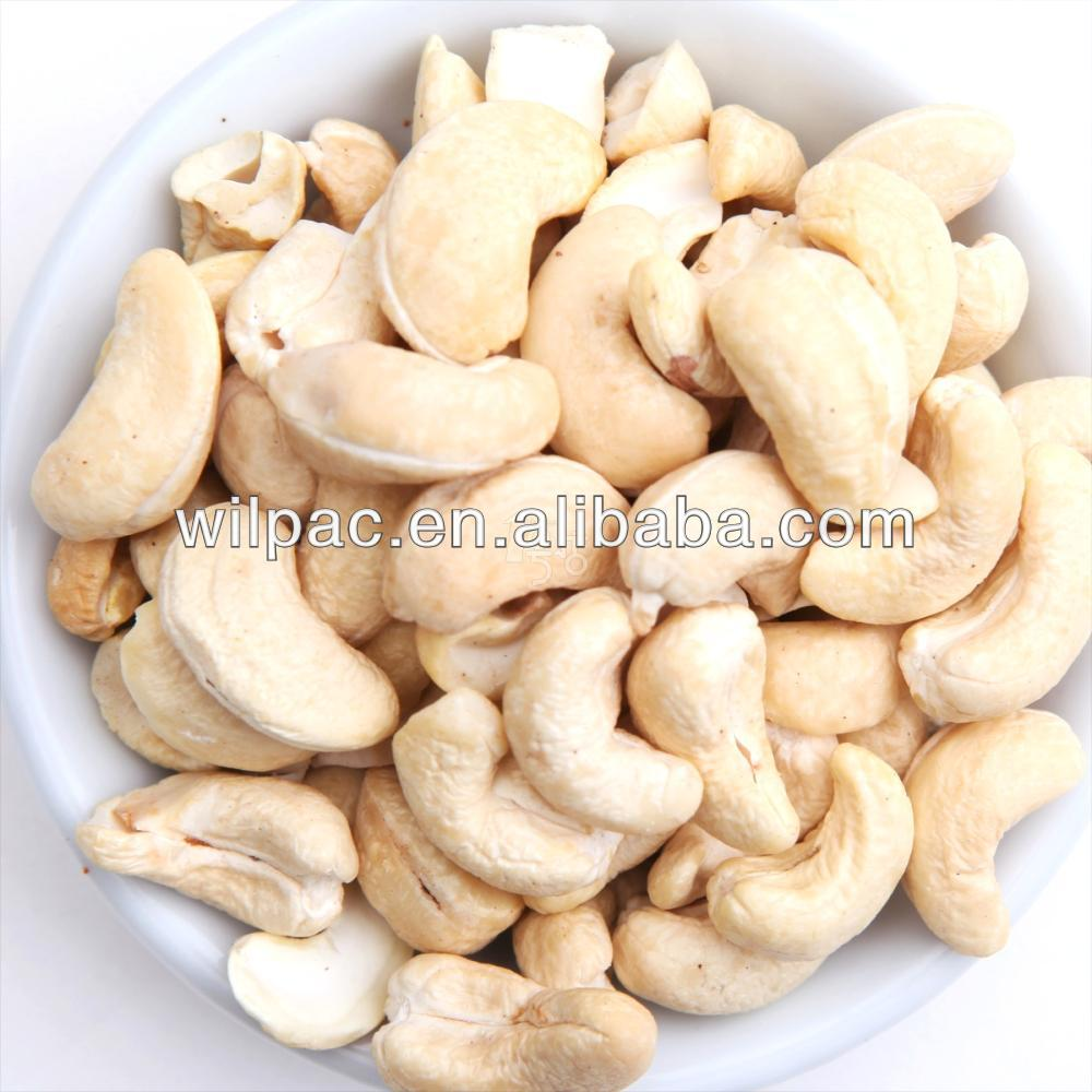cashew nuts packing bag conveyor equipment