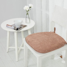 China top sell orthopedic cushion cover removable upholstered hard viny memory foam seat cushion