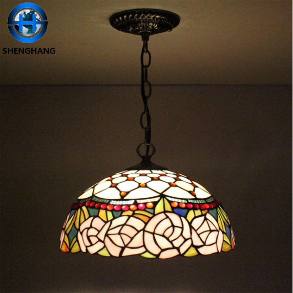 China christmas chandelier shades wholesale alibaba christmas decoration 2017 stained glass shade lamp tiffany chandeliers antique lamp price aloadofball Image collections