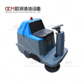 FL1000 electric road sweeper   sweeping equipment road sweeper vacuum road sweeper