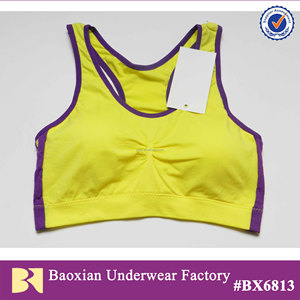 d6df16c2d31 Seamless Bra With Removable Padding Wholesale