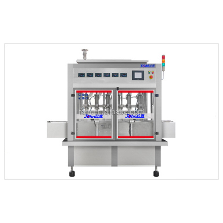 High intensity new style automatic ampoule fill seal machine