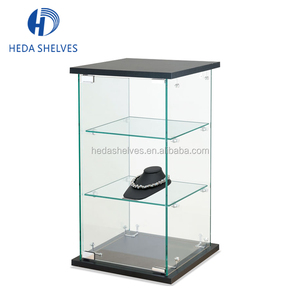 New Modern Glass Cabinet 2018 Jewellery Display Showcase Stand For Retail Store