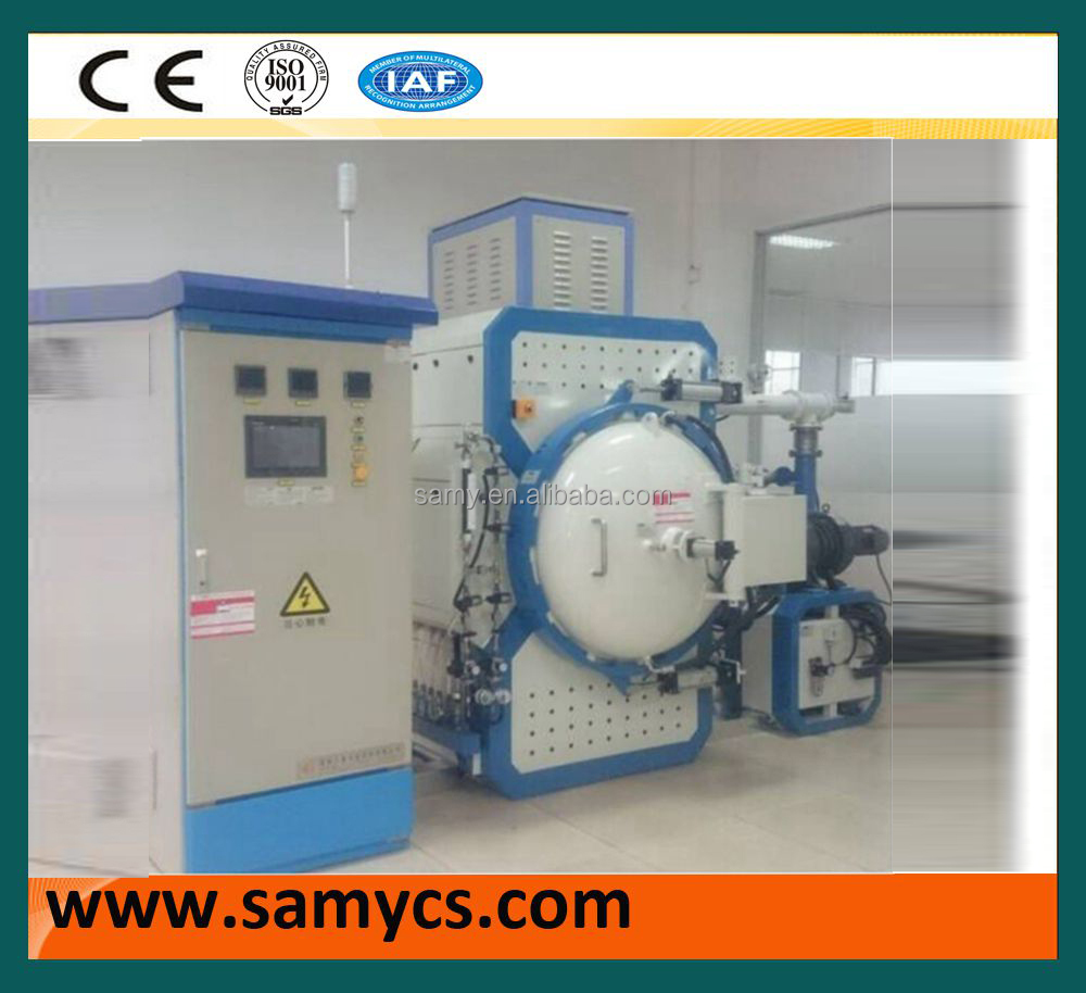 High temperature 1600 degree Microwave Sintering Furnace for heating
