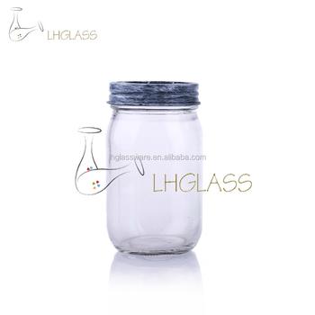 Vintage Transparent Blue Ball Perfect Mason Pint Canning Jar Zinc Lid  Porcelain Lined - Buy Porcelain Jar With Lid,Mason Jar With Lid Or No