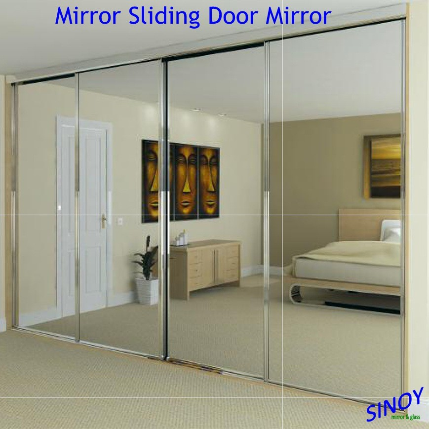 3mm a 6mm de vinilo backes seguridad espejo para el for Vinilos armarios dormitorio