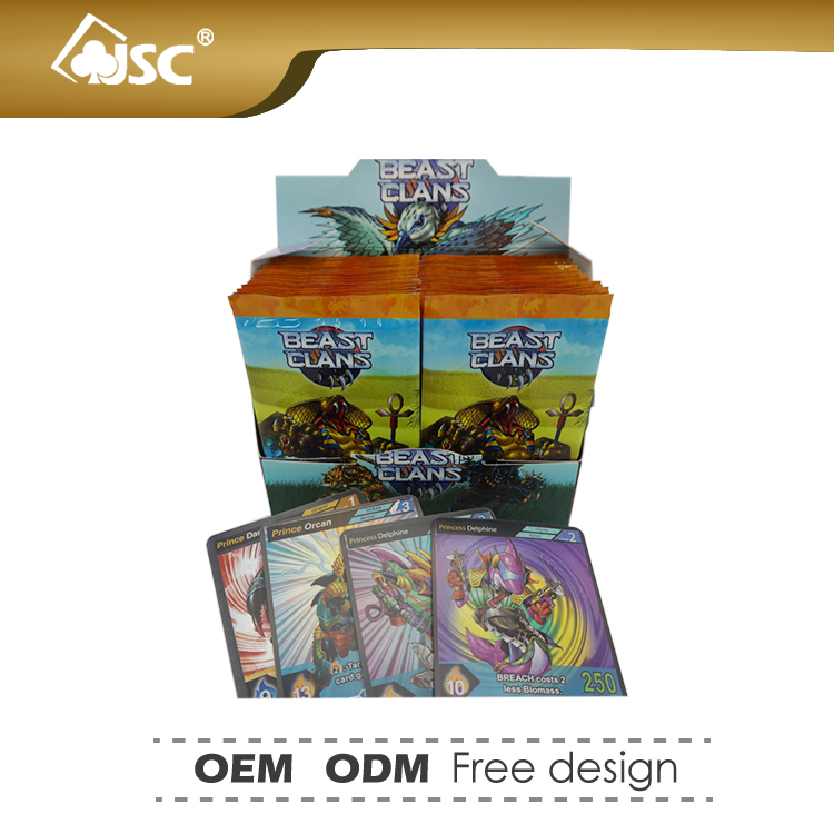 Factory China Custom Card Game