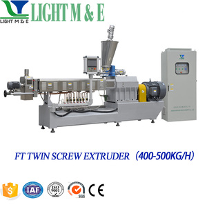 Manufacturer of Corn Flakes Process Line with CE certificate