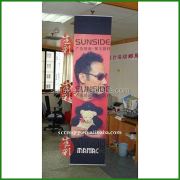 Perforated Pvc Hanging Poster Pvc Vinyl Banner With