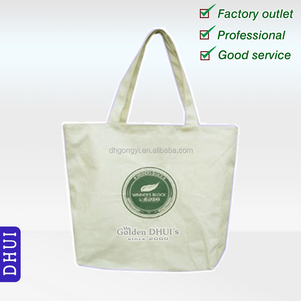 custom logo printing cotton gift tote bag,on fashion eco advertisement shopping tote bag
