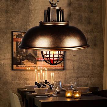Vintage pendant lighting lamp modern industrial chandelier with ce vintage pendant lighting lamp modern industrial chandelier with ce ul for loft theme hotel decor aloadofball Gallery