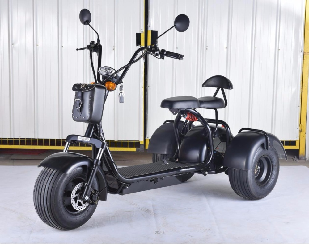 top seller 2018 scooter elettrico a tre ruote 1500w 2000w. Black Bedroom Furniture Sets. Home Design Ideas