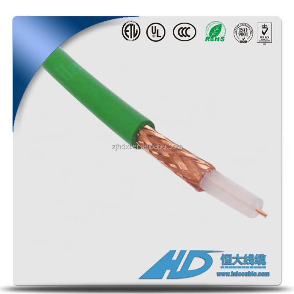 factory physical foamed coaxial Cable RG8