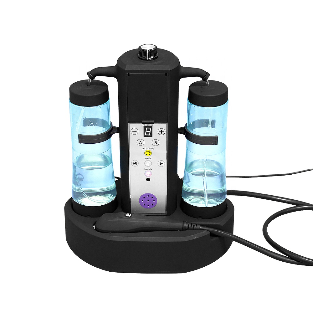 The Newest Hydro Oxygen Rejuvenation /hydrogen Generator Cleaning Beauty Machine With Ce