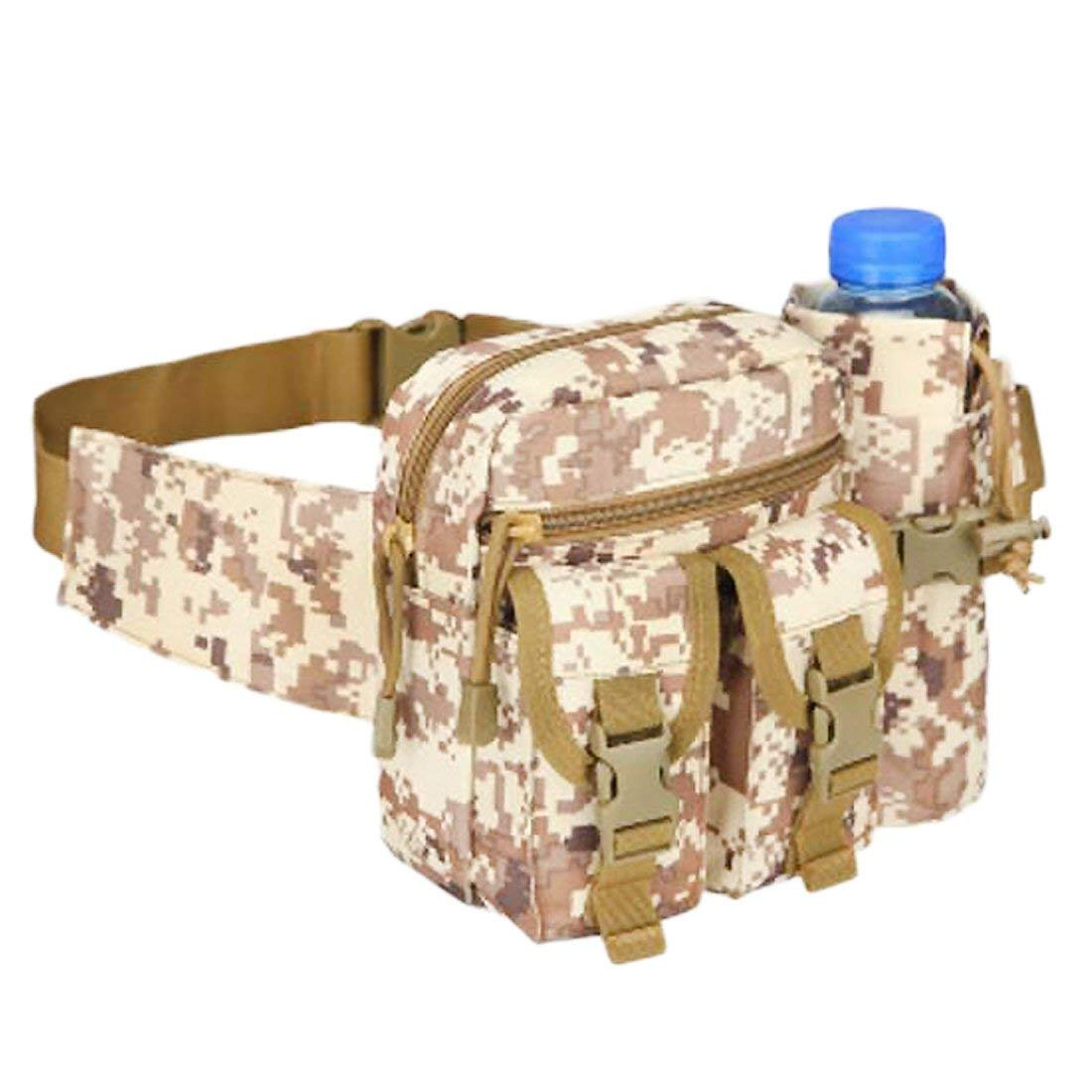 ZCFX,Outdoor Running Pockets,Small Waterproof Bag,Tactical Kettle Pockets,Pockets