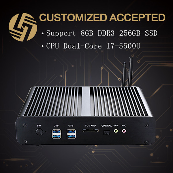 Mini networking pc desktop server computer high definition