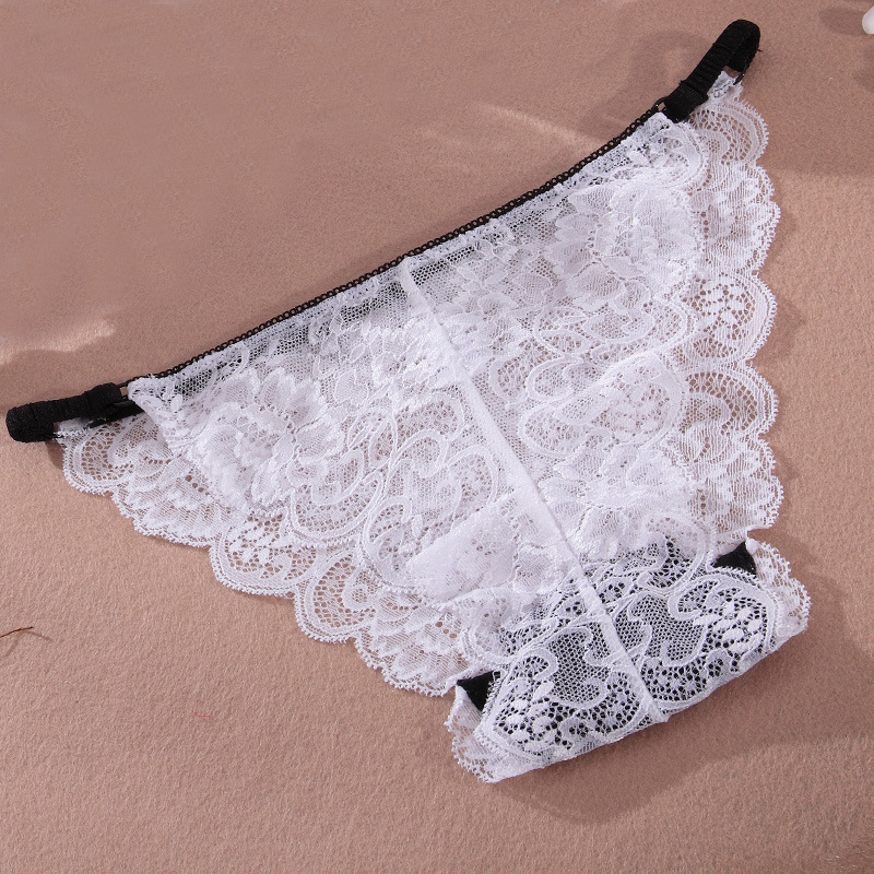 531c39cbb Sexy Lace Girl Underwear Hot women s nylon lace string panty underwear