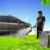 30 bar steam 70 bar high pressure cold and hot water cleaner jet steam car washing 30 bars