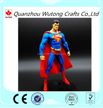 cinema resin souvenir for superman action figurine in marvel