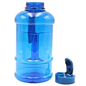 Smooth Surface New Protein Frosted Matt Color 2.2L Water Bottle