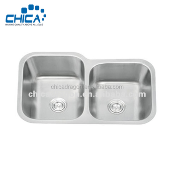 Large Quany Deep Stainless Steel Kitchen Inox Sinks For