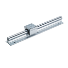 High Precision Hardened Linear Shaft with Diameter 6 To 80mm