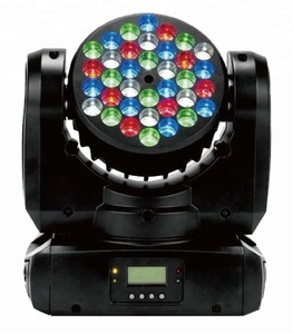 36*3W LED shaking head beam lamp