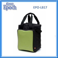 Customized Zip Top Wholesale Promotional Bottle Wine Insulated Portable Lunch Food Cooler Bag