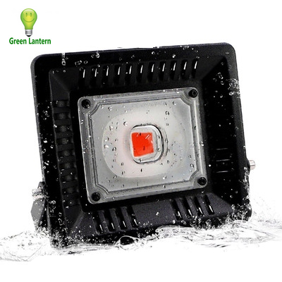 full spectrum waterproof IP65 IP Rating and White+red+blue+<strong>orange</strong>+violet Emitting Color High lumen full spectrum grow led light