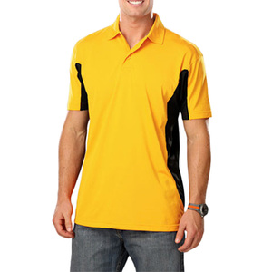 custom printed company logo polo shirts uniforms