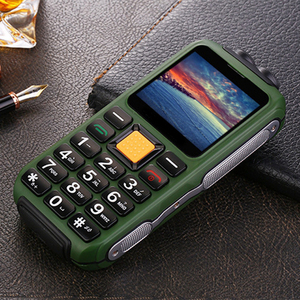 2.4inch Big Speaker Dual Sim Dustproof Mobile Phone