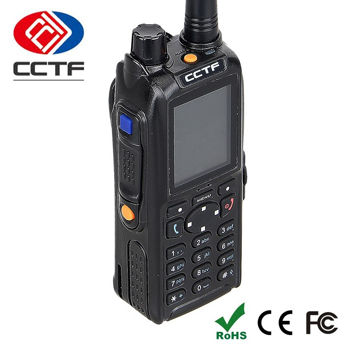 Std-880 Triplex Speech Equipment Trunking Systems Integration Radio Digital Walkie Talkie