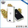 Alibaba express products PCC box 900mAh no-cotton e cig wholesale china