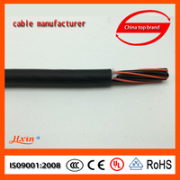 PVC /PUR/TPE mobile charger cable