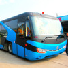 Hot Selling 12m Passenger Coaster Bus with free parts for Sale