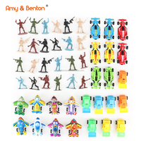 48pcs classroom prizes cheap small toys boys return gifts for kids birthday party