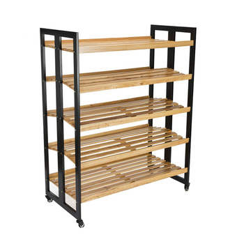 Customized Design Rack Wooden Steel Bread Store Bakery Display Showcase For Sale Buy Bakery Display Showcasebakery Display Cases For Salewooden
