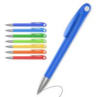 INTERWELL BP5001 Promotional Pens Low Minimum, Custom Finest Multi Color Click Pen