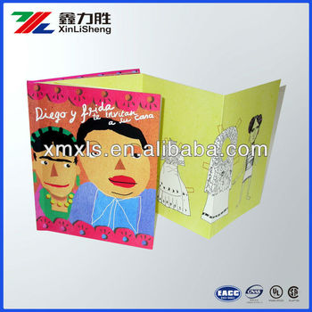 Childrens Book Printing Children Thick Paper Services