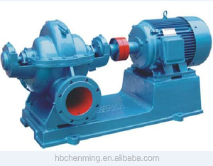 s,sh spilt casing double suction centrifugal water pump machine