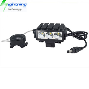 OEM factory multifunctional outdoor best bike light XML T6 led bicycle led bike head light