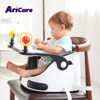 Child toddler portable travel best dining eating table high chair booster baby seat with tray