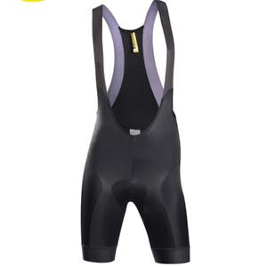 professional cycle bib short with miti Carbon chamois