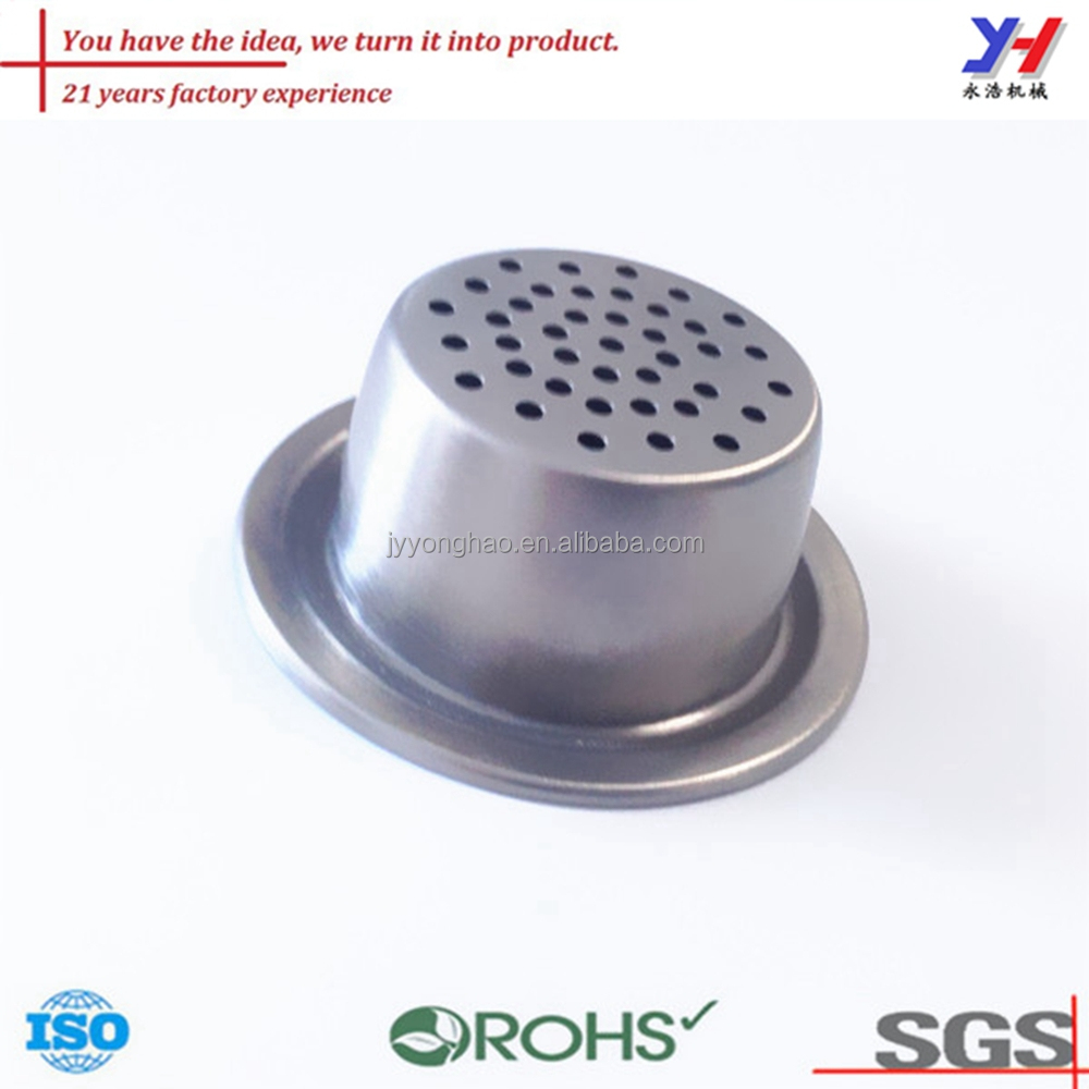 OEM ODM Metal Factory High Performance Stainless Oil Engineering Metal Spare Parts