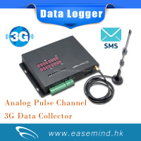 3G temperature humidity data logger Sending alert messages